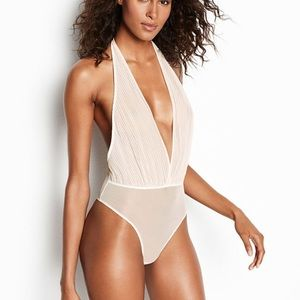 Victoria's Secret Intimates & Sleepwear - Victoria's Secret Dream Angels halter bodysuit